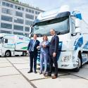 Green Truck Award voor DAF CF Electric VDL E-Power